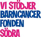 Vi stödjer södra barncancerfonden södra